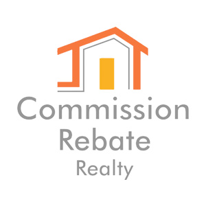 Commission Rebate Realty Logo
